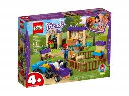 LEGO Friends 41361 Stajnia ze źrebakami Mii