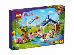 LEGO Friends Park w Heartlake City 41447