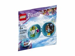 LEGO Friends 5004920 Ski Pod