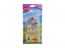 LEGO Friends Kempingowy zestaw minilalek 853556