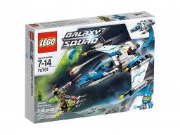 LEGO Galaxy Squad Myśliwiec 70701