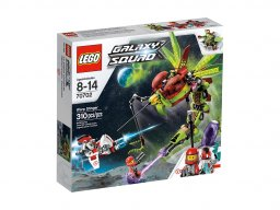 LEGO 70702 Galaxy Squad Wielkie żądło