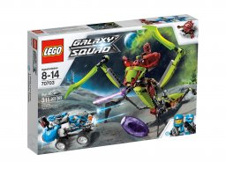 LEGO 70703 Galaxy Squad Star Slicer