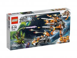 LEGO Galaxy Squad 70705 Pogromca robaków