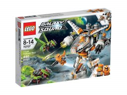 LEGO Galaxy Squad 70707 CLS-89 Eliminator