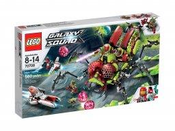 LEGO Galaxy Squad Pełzający rój 70708