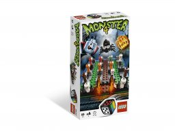 LEGO Games 3837 Monster 4
