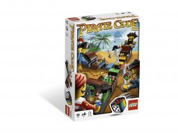 LEGO Games 3840 Pirate Code