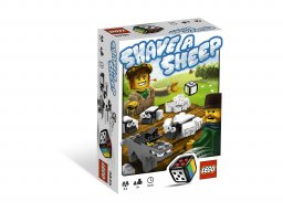LEGO Games Shave a Sheep 3845
