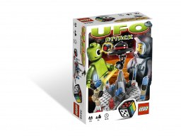 LEGO Games UFO Attack 3846