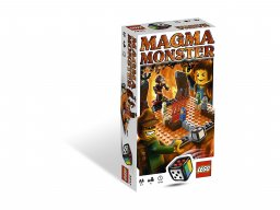 LEGO 3847 Magma Monster