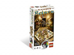 LEGO Games Ramses Return 3855