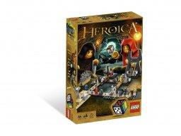 LEGO Games 3859 HEROICA™ Jaskinie Nathuz