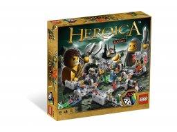 LEGO Games HEROICA™ Zamek Fortaan 3860
