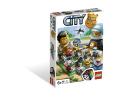 LEGO 3865 Games City Alarm