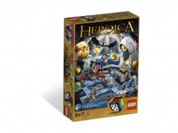 LEGO Games 3874 HEROICA Ilrion