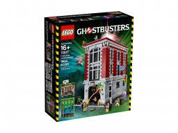 LEGO 75827 Posterunek straży pożarnej