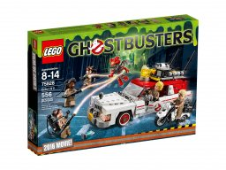 LEGO 75828 Ghostbusters™ Ecto-1 & 2