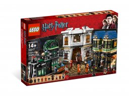 LEGO Harry Potter™ Ulica Pokątna 10217