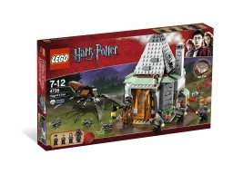 LEGO Harry Potter™ Chata Hagrida 4738