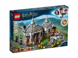 LEGO 75947 Harry Potter Chatka Hagrida: na ratunek Hardodziobowi