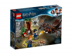 LEGO Harry Potter™ Legowisko Aragoga 75950