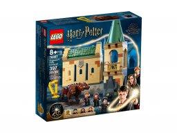 LEGO Harry Potter 76387 Hogwart™: spotkanie z Puszkiem