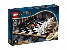 LEGO 76392 Harry Potter Szachy czarodziejów w Hogwarcie™