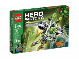 LEGO 44014 Hero Factory JET ROCKA