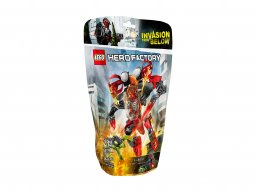 LEGO 44018 Hero Factory MASZYNA ODRZUTOWA FURNO