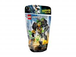LEGO Hero Factory 44019 MASZYNA NIEWYKRYWALNA ROCKA