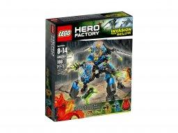LEGO Hero Factory Maszyna bojowa SURGA i ROCKA