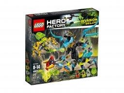 LEGO 44029 Hero Factory Królowa z głębi