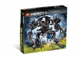 LEGO 7145 Hero Factory Von Nebula