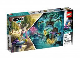 LEGO 70420 Hidden Side™ Tajemnicze cmentarzysko