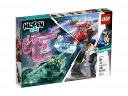 LEGO Hidden Side™ Samochód kaskaderski El Fuego 70421