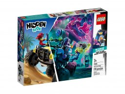 LEGO Hidden Side™ Łazik plażowy Jacka 70428