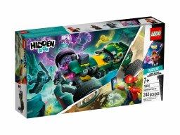 LEGO 70434 Hidden Side™ Nawiedzona wyścigówka