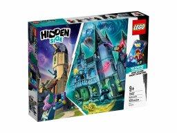 LEGO Hidden Side™ Tajemniczy zamek 70437