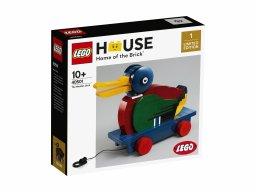 LEGO House 40501 Drewniana kaczka