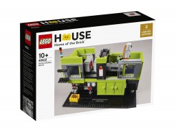 LEGO 40502 Maszyna do formowania klocków