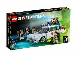 LEGO 21108 Pogromcy duchów Ecto-1