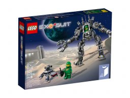 LEGO Ideas Exo-Suit