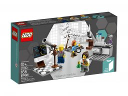 LEGO Ideas Instytut naukowy 21110