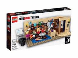 """LEGO Ideas 21302 """"Teoria wielkiego podrywu"""""""