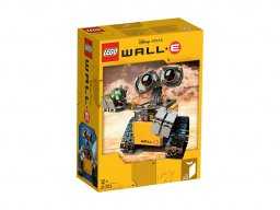 LEGO Ideas WALL•E