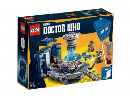 LEGO Ideas Doktor Who