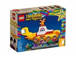 LEGO Ideas Żółta łódź podwodna 21306