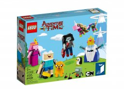 LEGO Ideas Pora na przygodę™