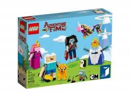 LEGO 21308 Pora na przygodę™